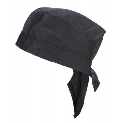 Fekete bandana