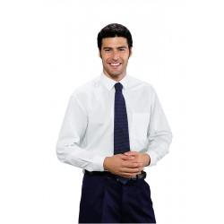 Férfi hosszú ujjú fehér ing