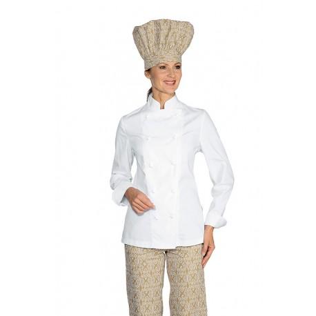 Lady Extra Light női szakácskabát