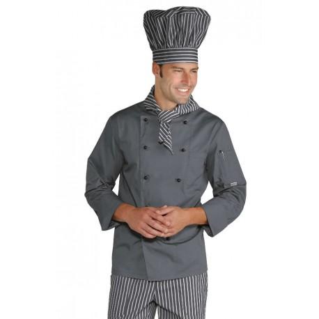 Classico szürke szakácskabát